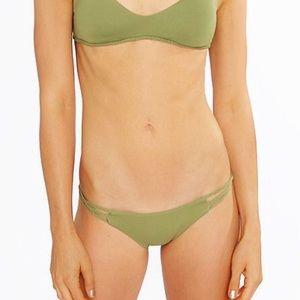 Frankie's Bikinis Kaia Bottoms size S